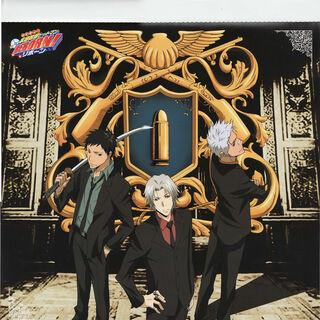 January/February: 10YLGokudera, 10YLYamamoto, and 10YLRyohei