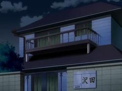 Residencia Sawada anime