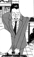 Ichiro se presenta