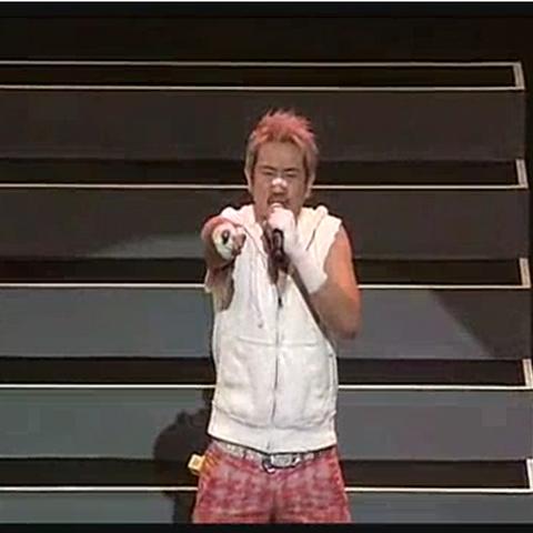 Kiuchi in Rebocon 3.