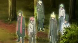 1st Generation Guardians (Excluding Demon)