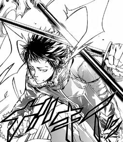 Yamamoto saves Karou