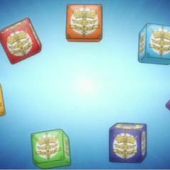 Vongola Box designs.