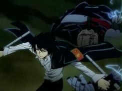 Hibari derrota a Gola Mosca