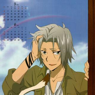 May/June: Gokudera and Uri.