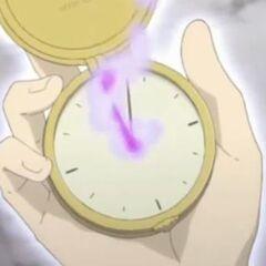 Alaude's pocket watch.