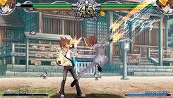 Battle Arena Tsuna vs Tsuna