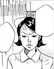 Jefa de Enfermeras manga