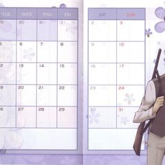 January: Spanner
