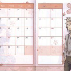 December 2009: Gokudera