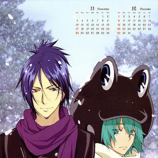 November/December: Rokudo Mukuro & Fran