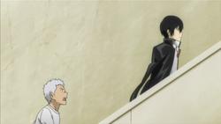 Ryohei's Utter Persistance