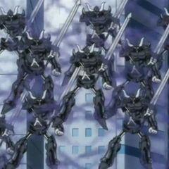Extra Danza Spettro Spada clones