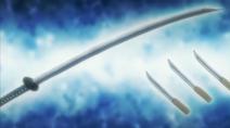 Quatre sabres