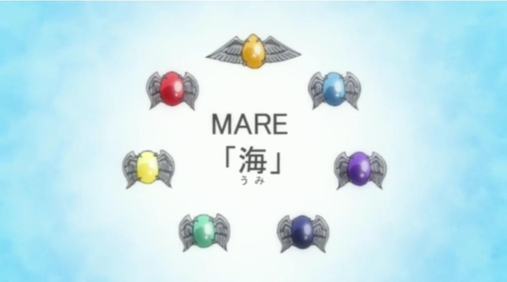 vente usa en ligne prix fou code de promo Anneaux Mare | Reborn Wiki | FANDOM powered by Wikia