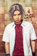 Hayato Gokudera (the Stage)