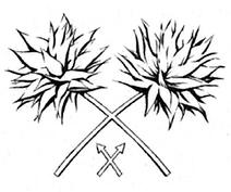 Emblème de la Millefiore Famiglia