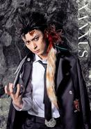 Xanxus (the Stage VS Varia) 02