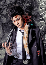Xanxus (the Stage VS Varia) 02