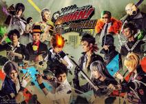 Kateikyôshi Hitman Reborn the Stage VS Varia (Part 1 - Visuel 02)