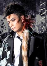 Xanxus (the Stage VS Varia)