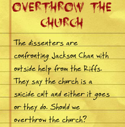 Overthrow the Church