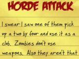 Evolved Zombies