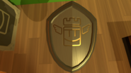 Quest Shield Metal