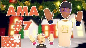 Rec Room AMA 7
