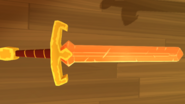 Quest Sword Orange