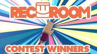 Rec Room - Creators Contest Winning Rooms
