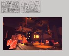 Goblin mines sketch