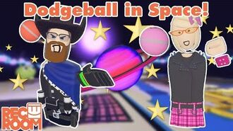 Maker Pen Fun- Space Dodgeball with HairyManLegs!