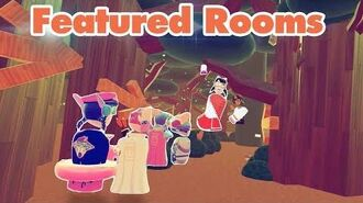 Rec Room - Featured Rooms (Community Builds) - Week of Sep 19th