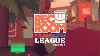 RecRoom Paintball League Play Season 4