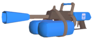 Paint Thrower - Blue Team