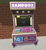 Sandbox Machine