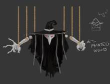 Witch concept 1