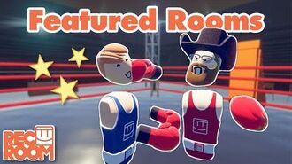 Rec Room - Featured Rooms (Community Builds) - Week of Feb 12th