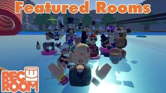 Rec Room - Featured Rooms (Community Builds) - Week of Sep 2nd