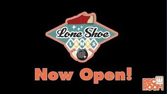 Lone Shoe Lanes Trailer