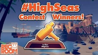 HighSeas Contest Winners!