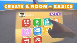 How To Rec Room - Creating a Room - Basics - Publish, Tags, Search