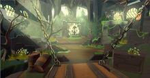 Quest goblin 2 entrance concept