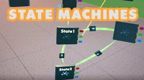 How To Rec Room - State Machines