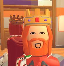 Bucket Orange