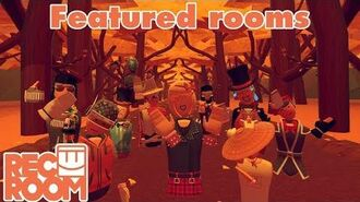 Rec Room - Featured Rooms (Community Builds) - Week of Feb 18th