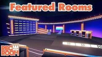 Rec Room - Featured Rooms (Community Builds) - Week of Aug 2nd