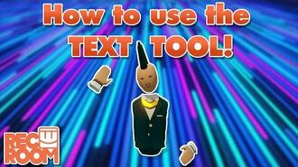 How to use the Text Tool!