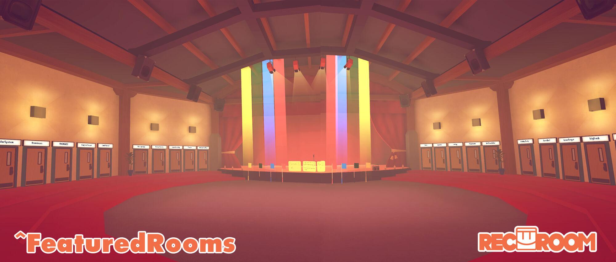 Custom Rooms Rec Room Wiki Fandom Powered By Wikia